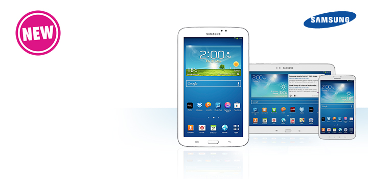 New Samsung Galaxy Tab 3 Launching Soon